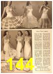1958 Sears Spring Summer Catalog, Page 144