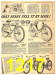 1940 Sears Fall Winter Catalog, Page 1217