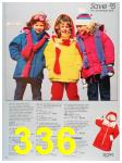 1987 Sears Fall Winter Catalog, Page 336