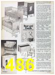 1967 Sears Fall Winter Catalog, Page 486