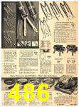 1940 Sears Fall Winter Catalog, Page 486
