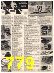 1978 Sears Fall Winter Catalog, Page 779
