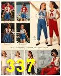 1958 Sears Spring Summer Catalog, Page 337