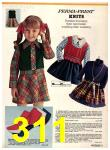 1974 Sears Fall Winter Catalog, Page 311