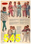 1963 Sears Fall Winter Catalog, Page 545