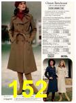 1978 Sears Fall Winter Catalog, Page 152