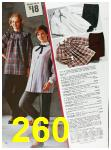 1985 Sears Fall Winter Catalog, Page 260