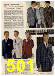 1960 Sears Spring Summer Catalog, Page 501