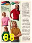 1966 Montgomery Ward Fall Winter Catalog, Page 88