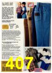 1981 Montgomery Ward Spring Summer Catalog, Page 407