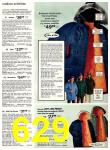 1978 Sears Fall Winter Catalog, Page 629