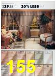 1989 Sears Home Annual Catalog, Page 155