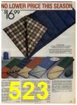 1984 Sears Spring Summer Catalog, Page 523