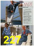 1988 Sears Spring Summer Catalog, Page 227
