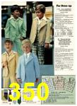 1977 Sears Spring Summer Catalog, Page 350