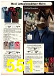 1975 Sears Fall Winter Catalog, Page 551
