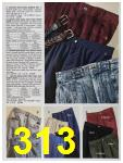 1991 Sears Fall Winter Catalog, Page 313