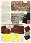 1956 Sears Fall Winter Catalog, Page 883