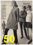 1969 Sears Fall Winter Catalog, Page 50