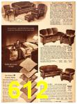 1942 Sears Spring Summer Catalog, Page 612