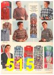 1958 Sears Fall Winter Catalog, Page 515