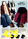 1975 Sears Fall Winter Catalog, Page 425