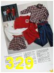 1985 Sears Fall Winter Catalog, Page 329