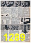 1957 Sears Spring Summer Catalog, Page 1289