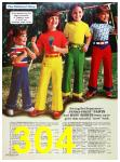1973 Sears Spring Summer Catalog, Page 304
