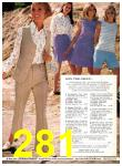 1969 Sears Spring Summer Catalog, Page 281