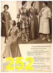 1958 Sears Fall Winter Catalog, Page 252