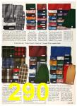 1960 Sears Fall Winter Catalog, Page 290