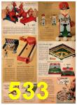 1974 Sears Christmas Book, Page 533