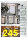 1989 Sears Home Annual Catalog, Page 245