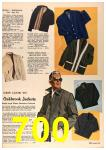 1964 Sears Spring Summer Catalog, Page 700