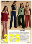 1975 Sears Fall Winter Catalog, Page 375
