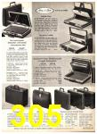 1969 Sears Spring Summer Catalog, Page 305