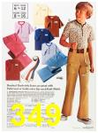 1973 Sears Spring Summer Catalog, Page 349
