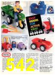 1990 Sears Christmas Book, Page 542