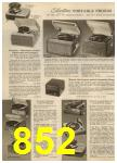 1959 Sears Spring Summer Catalog, Page 852