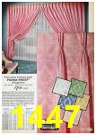 1972 Sears Spring Summer Catalog, Page 1447