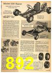 1962 Sears Fall Winter Catalog, Page 892