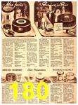 1940 Sears Fall Winter Catalog, Page 180