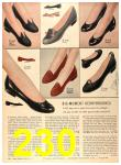 1956 Sears Fall Winter Catalog, Page 230
