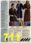 1980 Sears Fall Winter Catalog, Page 711