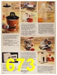 1987 Sears Fall Winter Catalog, Page 673