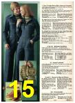 1976 Sears Fall Winter Catalog, Page 15