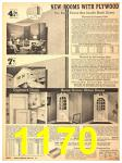 1940 Sears Fall Winter Catalog, Page 1170