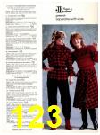 1983 Sears Fall Winter Catalog, Page 123