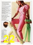 1973 Sears Spring Summer Catalog, Page 22